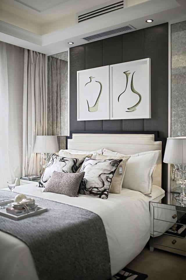 10W搞定150平米,装好的客厅和想象中一模一样!