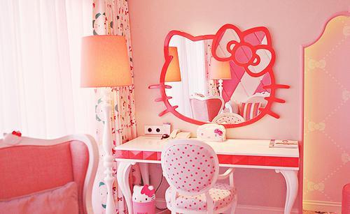 女孩的房间怎样装修最漂亮