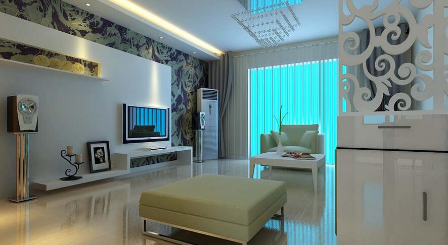 简约风家装客厅 给你高大上的生活环境
