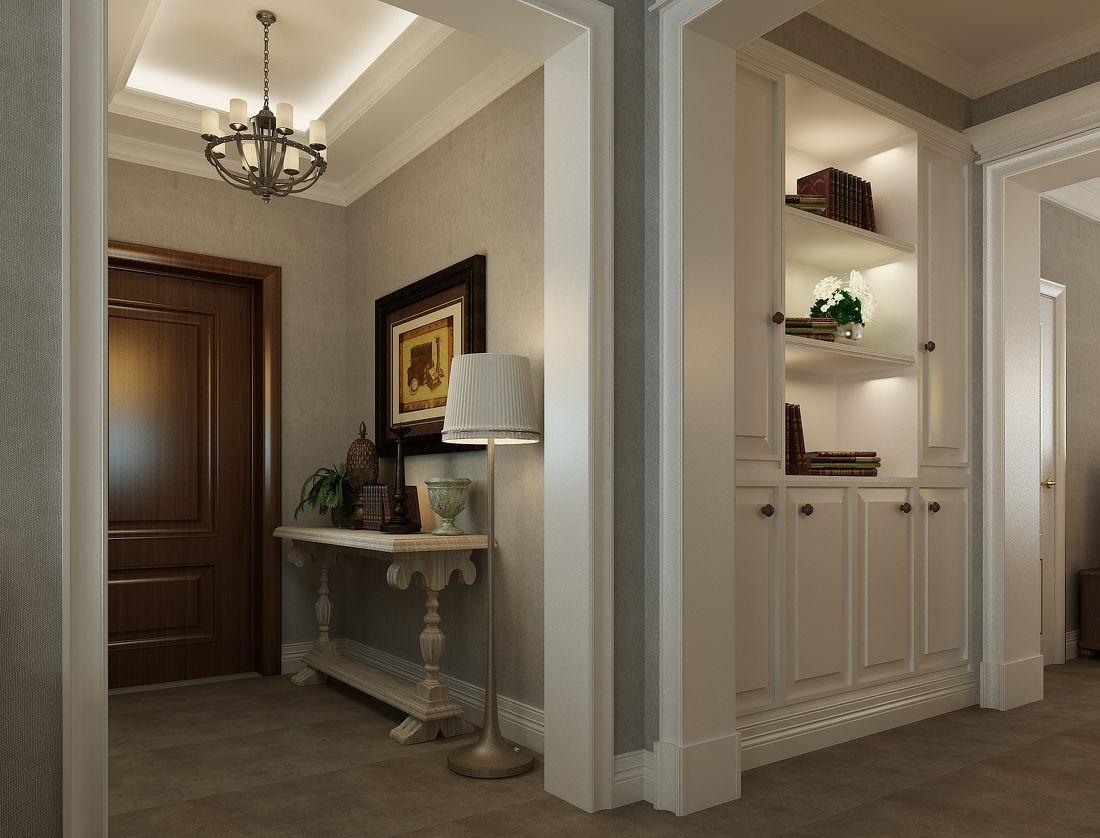 玄关设计创意,玄关装修效果图推荐