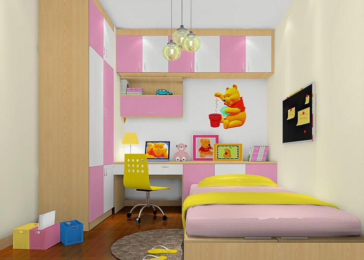 榻榻米儿童房设计需要注意什么?