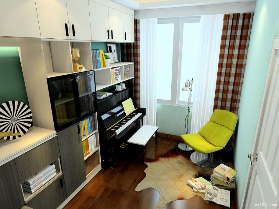小书房设计-维意家具网上商场
