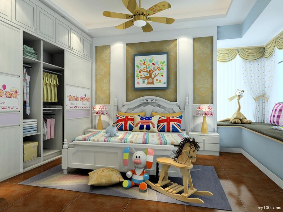 儿童书柜设计-维意家具网上商城