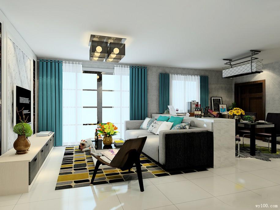 楼中楼客厅装修可以装修出什么样的风格