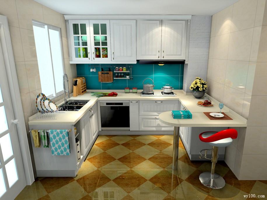 最省钱的小户型厨房装修方法大解析