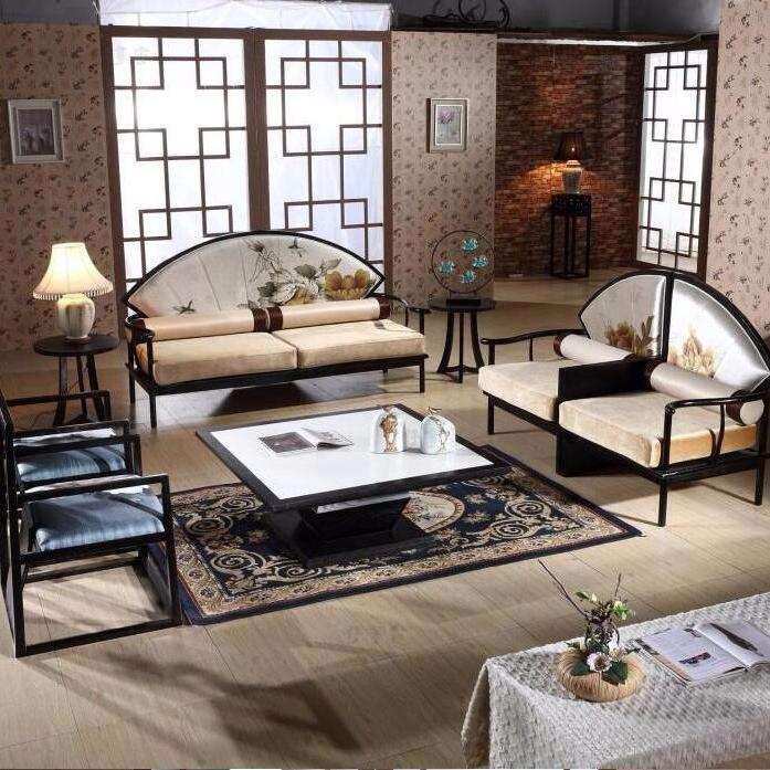 定制实木家具沙发--维意定制网上商城