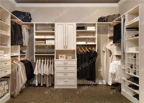走入式衣柜设计的优缺点--维意定制家具网上商城