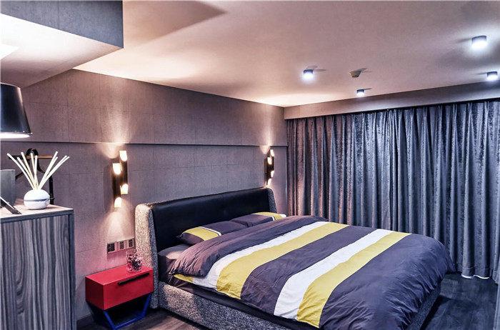 小空间卧室创意设计打造大空间