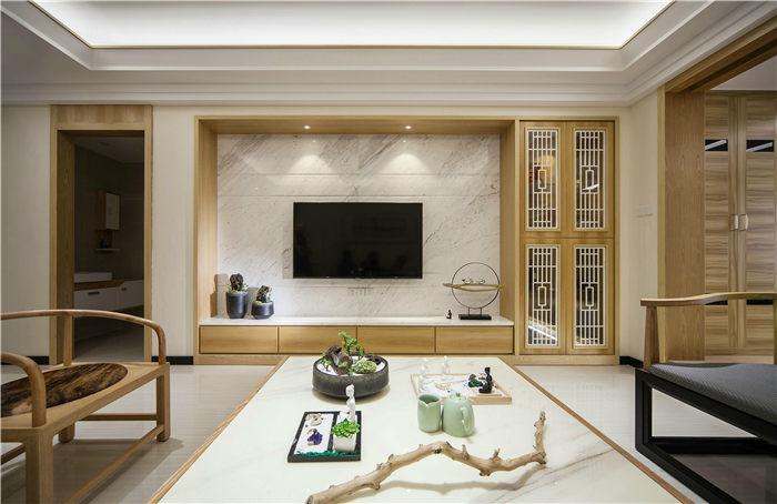 中式客厅家具尺寸--维意定制家具网上商城