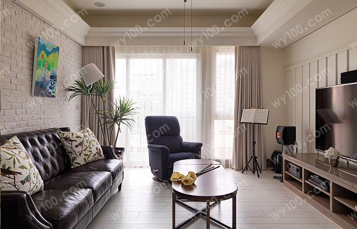 小户型客厅家具如何布局 --维意定制家具网上商城