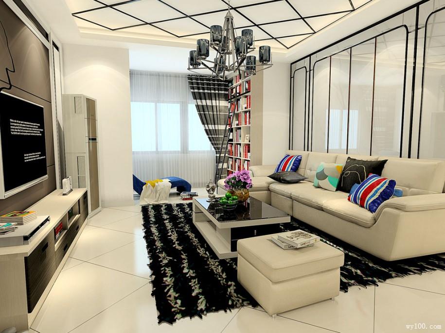 现代客厅家具搭配技巧有哪些?