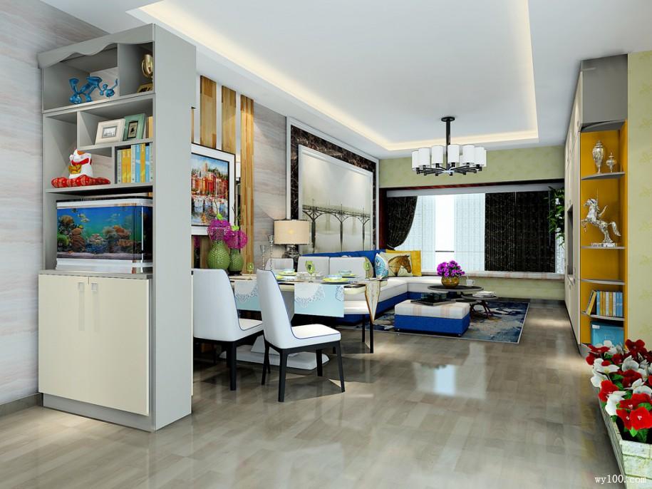 长方体客厅家具摆放设计的注意事项
