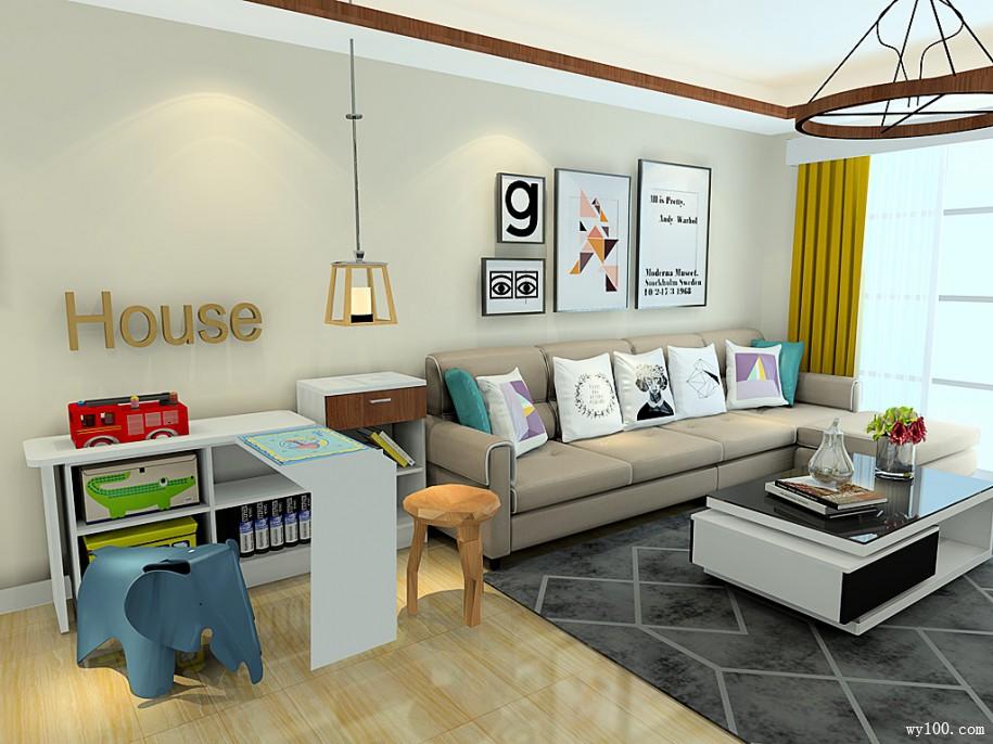 现代客厅家具如何挑选?