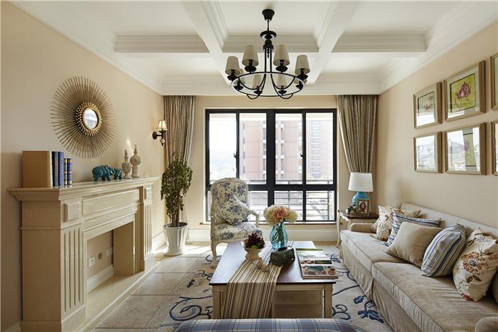 小户型客厅转角沙发--维意定制家具网上商城