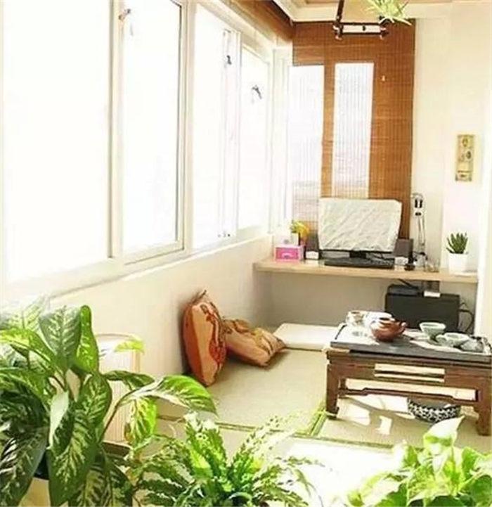 客厅高飘窗怎么利用--维意定制家具网上商城