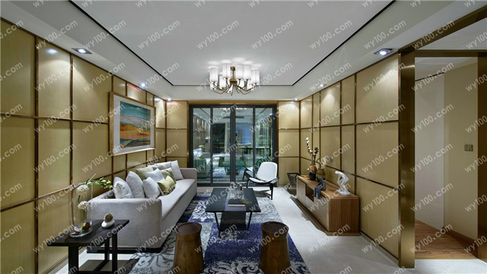客厅装吊灯还是水晶灯更合适?