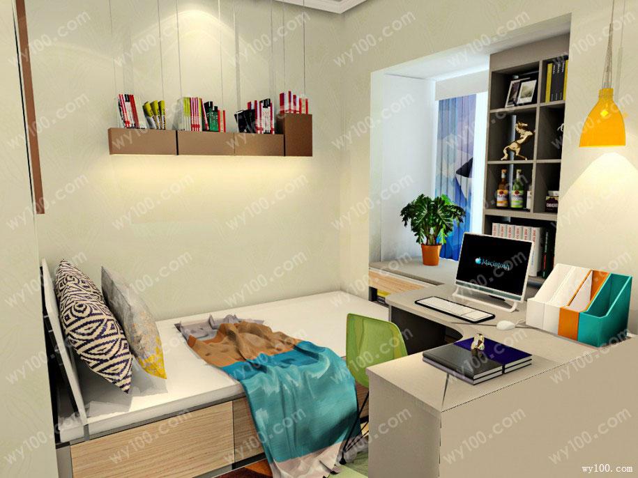 面积小也不是问题,如何搭配宽敞的小户型家居