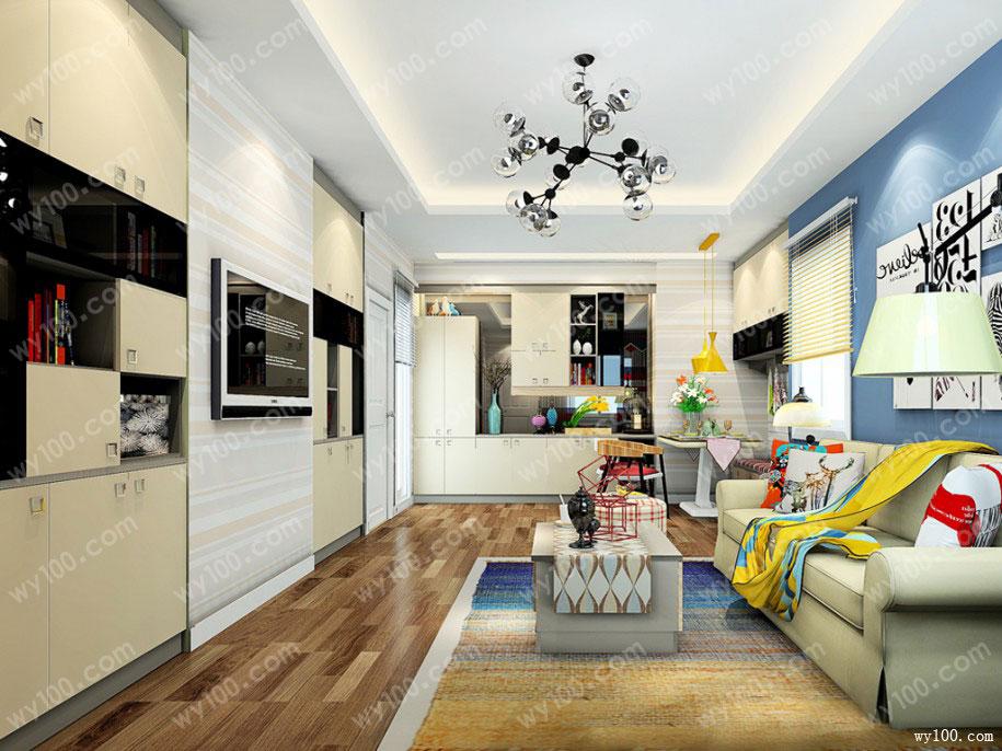 客厅装修颜色搭配方法,轻松装饰你的客厅
