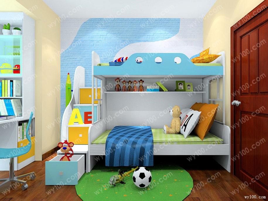 儿童房装修颜色搭配技巧,你知道多少