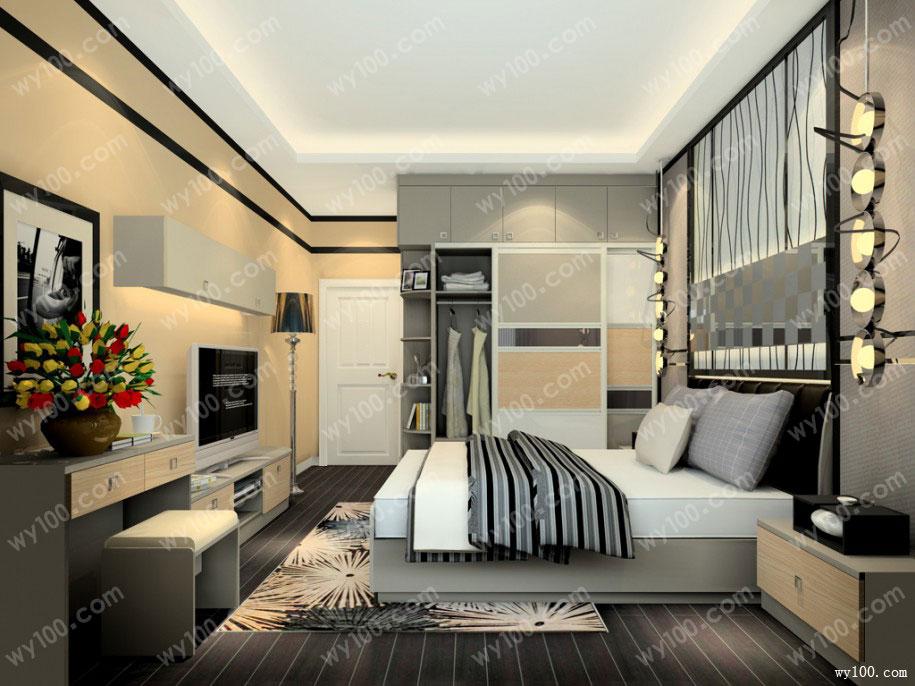 小卧室装修收纳,让你的空间瞬间增大
