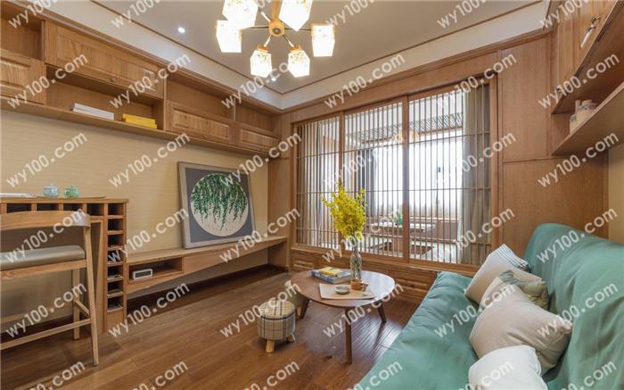 家装搭配知识 原木色家具怎样搭配?