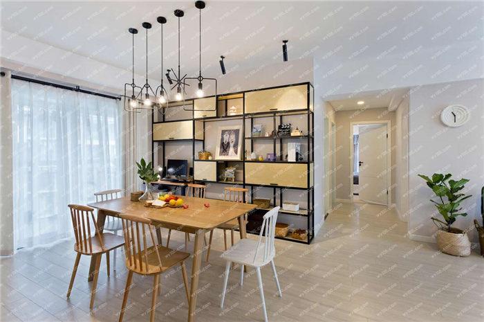 折叠餐桌的优点及选购技巧 - 维意定制家具网上商城