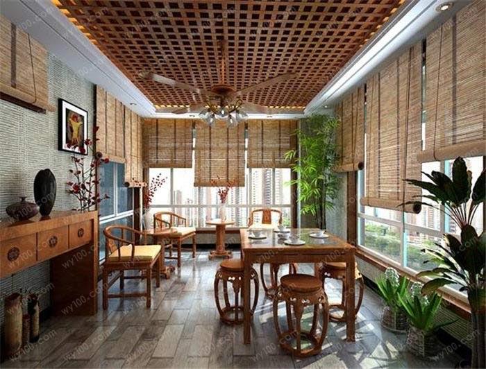 中式餐厅装修的设计要点有哪些 - 维意定制家具网上商城