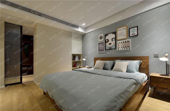 卧室装饰画的选择方法 - 维意定制家具网上商城