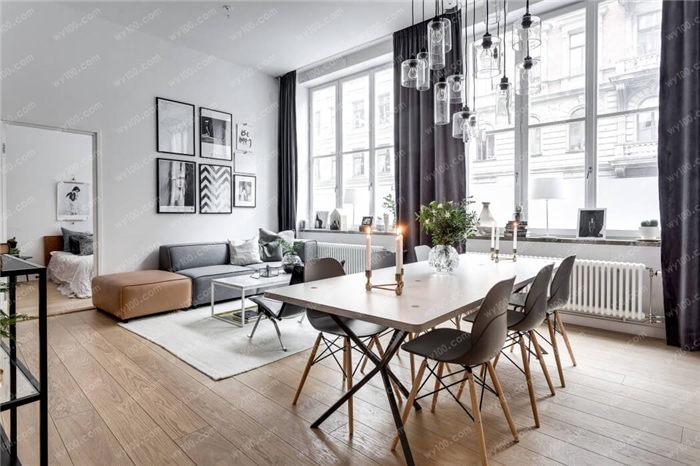 北欧风格的家具特点 - 维意定制家具网上商城