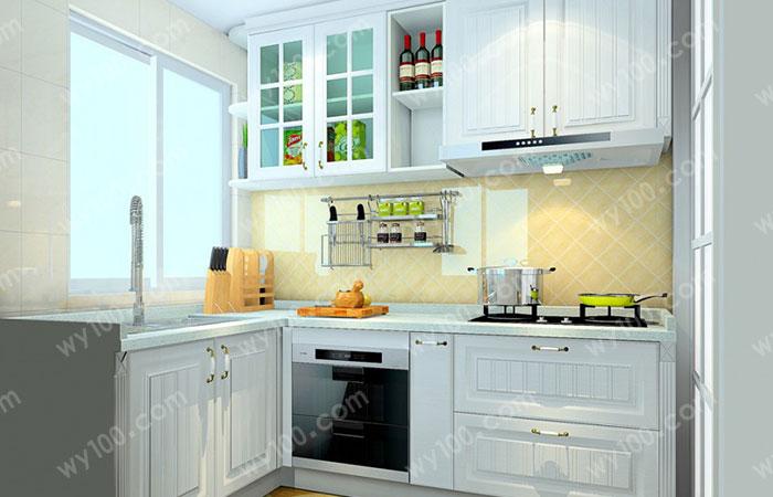 厨房操作台如何设计 - 维意定制家具网上商城