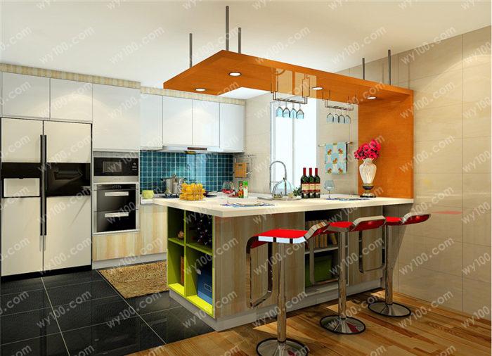 开放式厨房有何利弊 - 维意定制家具网上商城