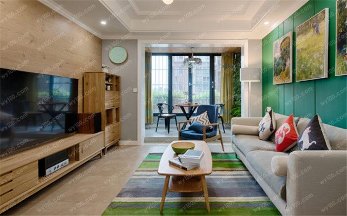 72平米小户型装修 - 维意定制家具网上商城