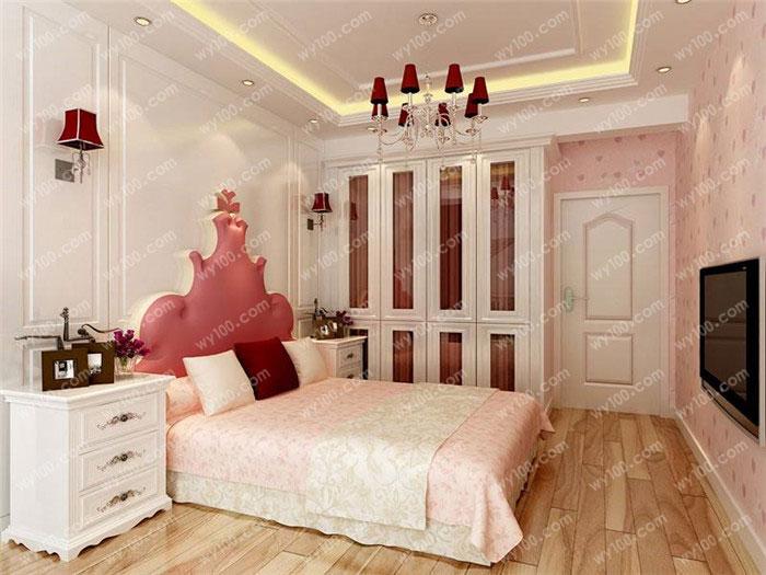 现代风格女生卧室怎么样 - 维意定制家具网上商城