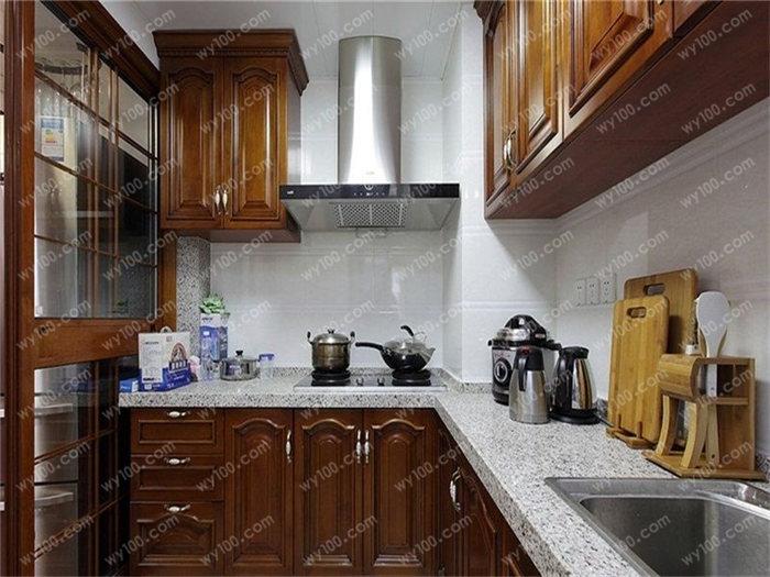 厨房隔断方法有哪些 - 维意定制家具网上商城