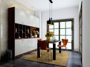 客厅装修效果图欣赏  38�O适合北欧一族_维意定制家具商城