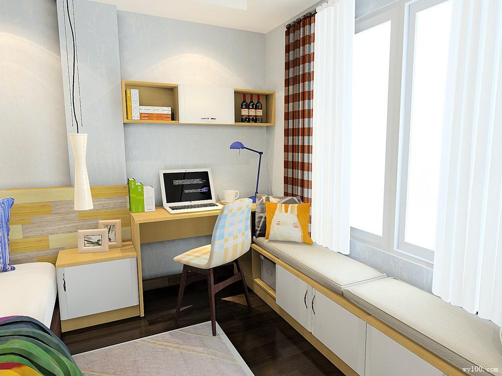 卧房 卧室装修效果图 24㎡时尚到顶的趟门衣柜图片