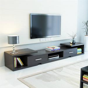 简洁舒适的卧室电视柜