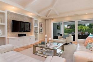 客厅设计简约电视背景墙