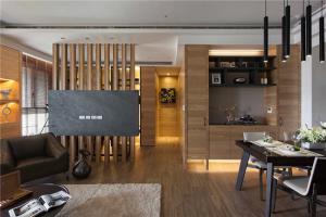 公寓好看的客厅背景墙