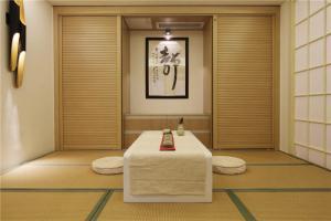 日本榻榻米草席地板