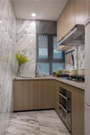 现代好看的厨房厨柜