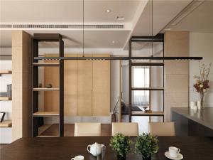 客厅隔断柜设计搭配