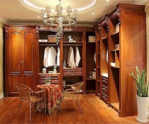 卧室整体衣柜图片大全