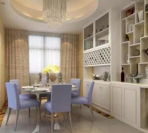 现代家装设计酒柜