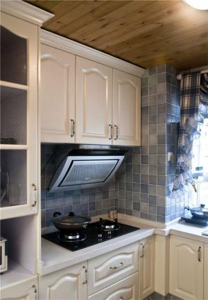 厨房厨柜实景图