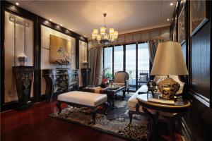 中式风格客厅设计