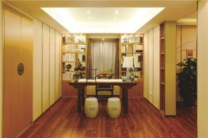 中式创意书桌