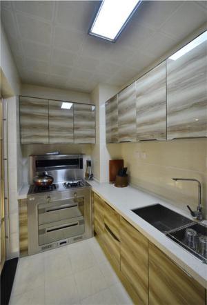 灶台不锈钢厨房橱柜