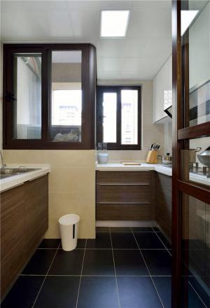 小户型厨房小橱柜