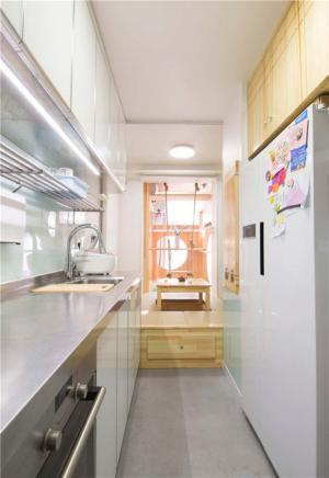 厨房创意榻榻米